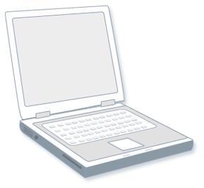 Image d'un ordinateur portable